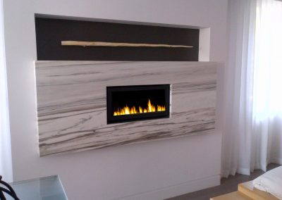 Fireplaces (6)